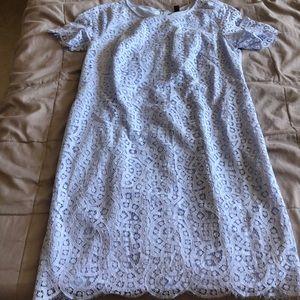 Lace Ann Taylor dress